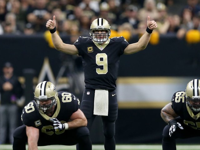 Saints vs. Falcons 2017 odds: New Orleans the road betting favorite for Thursday night