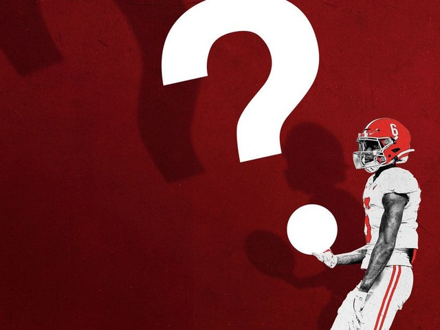 Which DeVonta Smith Draft Questions Are Legitimate, and Which Are Just Hot Air?