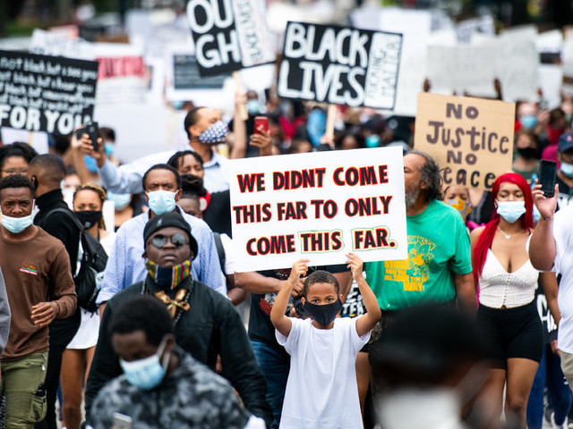 Black Americans Have a Message for Democrats: Not Being Trump Is Not Enough