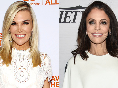 Tinsley Mortimer: Why Bethenny Frankel's 'RHONY' Exit Made It 'Easier' For Her To Say Goodbye To The Show