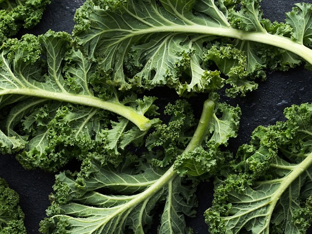 Kale at Kroger, other stores recalled for possible listeria contamination