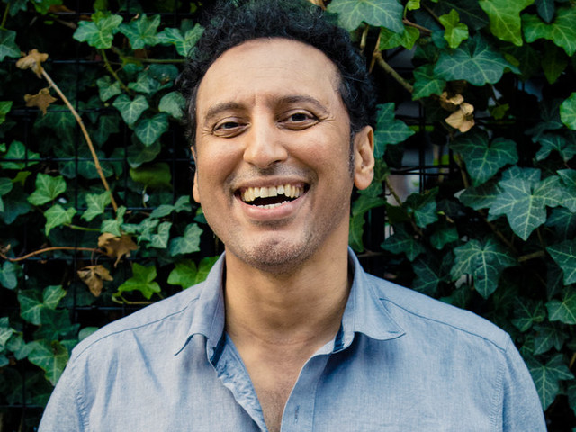 For Aasif Mandvi, a 20-Year-Old Play Now Feels Like 'Political Resistance'