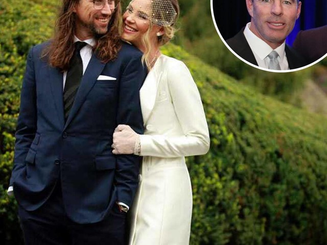 "Jim Edmonds Breaks Silence on ""Stranger"" Meghan King and Cuffe Biden Owens' Wedding"