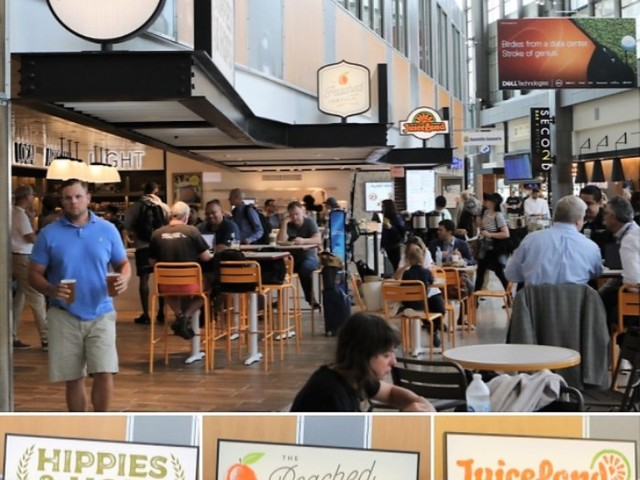 The Peached Tortilla, JuiceLand, Hippies & Hops Bring Innovative Austin Flavors to Airport