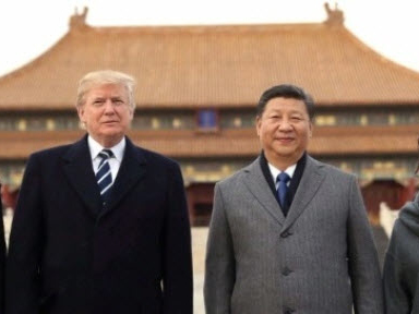 'America First!' AWOL From Beijing, War With North Korea Looms