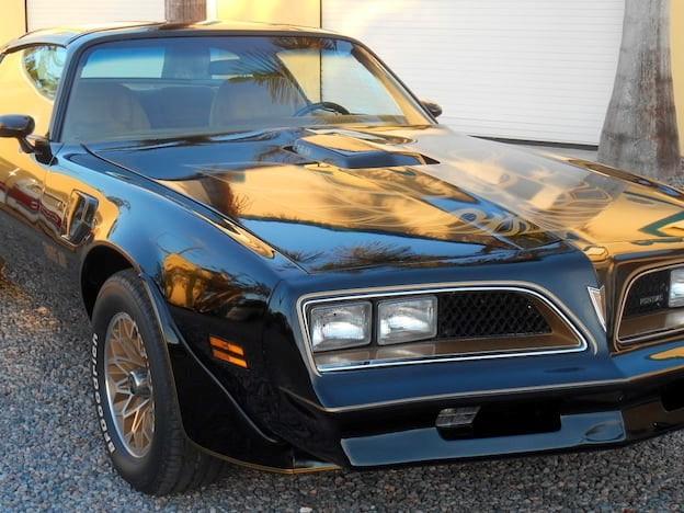 1978 Pontiac Trans--Am