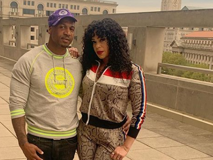 Trouble In Paradise? Stevie J. and Faith Evans Unfollow Each Other on Instagram, Fans Have Questions: 'What's Going On?'