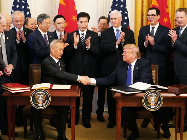 What the new China trade deal really means, according to cybersecurity experts