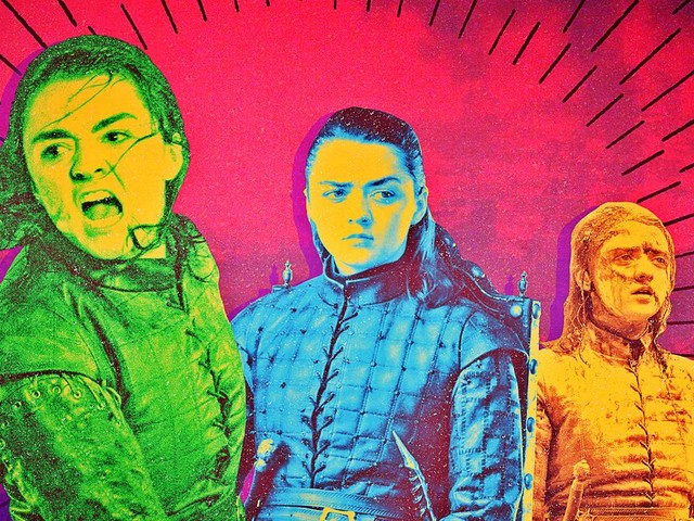 Arya Was the Best Part of the Final Season of 'Game of Thrones'