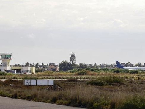 Tripoli's Only Commercial Airport Targeted By 6 Missiles After Berlin 'Ceasefire' Fails