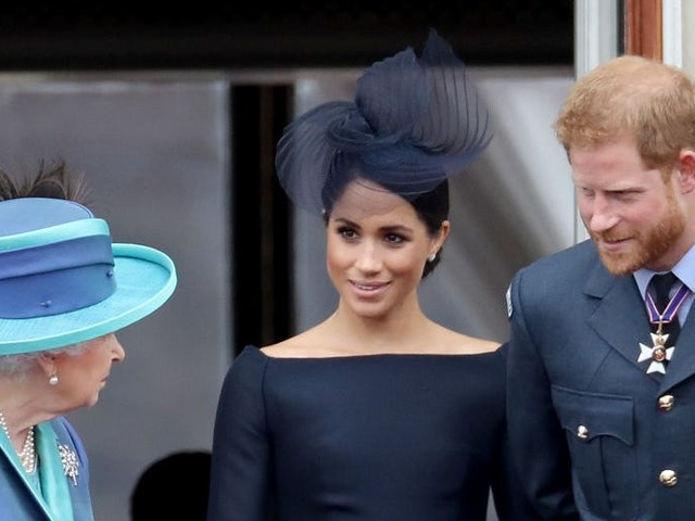 The Queen made a rare personal statement where she confirmed Prince Harry and Meghan Markle will be spending time in Canada