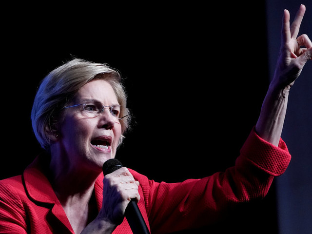 Can Warren escape the shadow of Medicare for All?