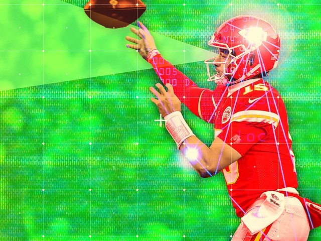 How Do You Stop Patrick Mahomes When He Doesn't Make Mistakes?