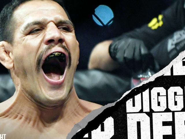 Diggin' Deep on UFC Raleigh - Main card preview