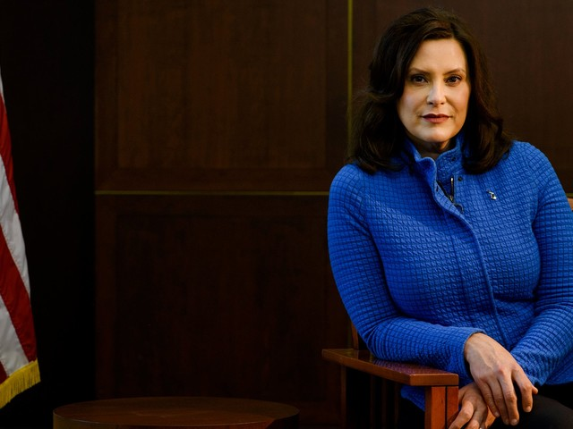 Federal Agents Had To Stop A Militia Plot To Kidnap Michigan Governor Gretchen Whitmer