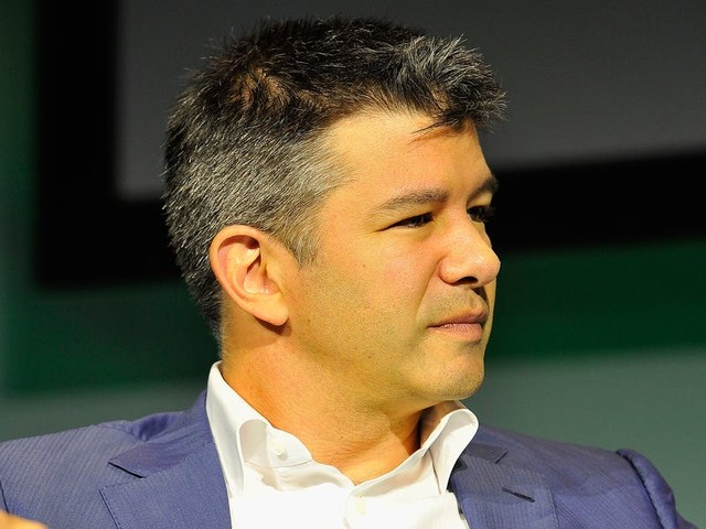The CEO of Virtual Kitchen believes restaurants are changing so radically that he's going head-to-head against his old boss at Uber, Travis Kalanick.