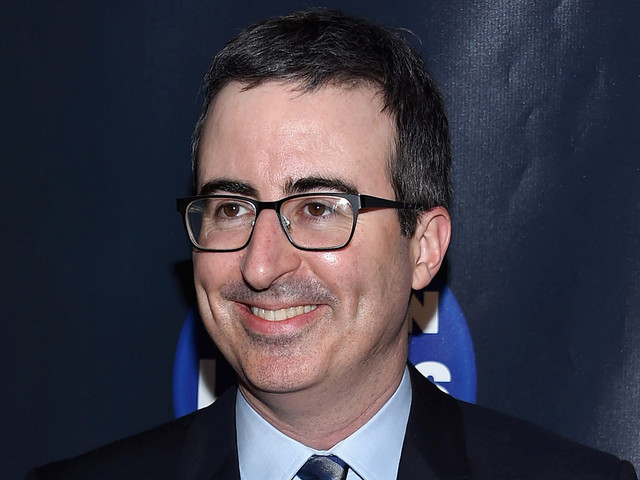 John Oliver Sued for Defamation Over 'Last Week Tonight' Bit
