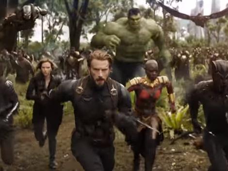 Marvel's 'Avengers: Infinity War' teaser trailer is here