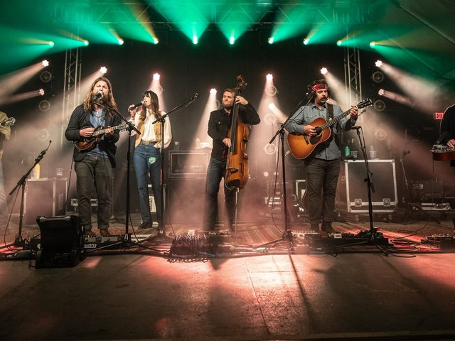 Greensky Bluegrass Welcomes Nicki Bluhm In Austin