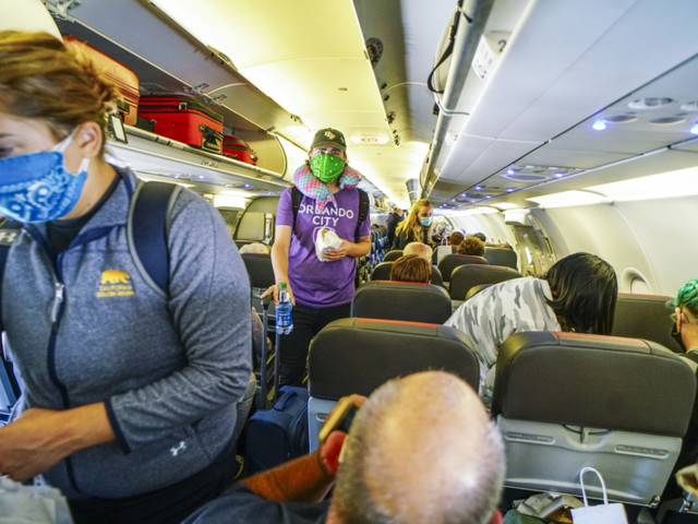 Which Airlines Are Taking the Most COVID-19 Precautions?
