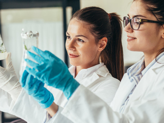 This Is What Happens When Women Choose A Career In STEM