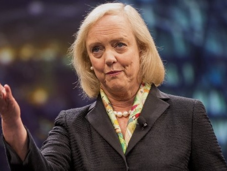 Meg Whitman a Leading Candidate to Run Uber as Immelt Drops Out