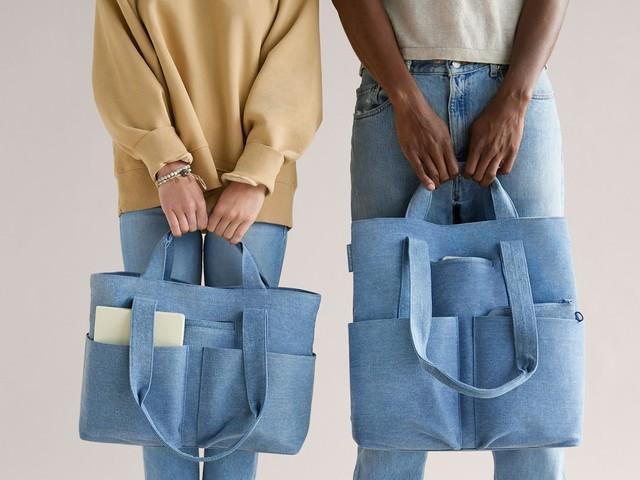 Dagne Dover Is Making The Case For Denim Handbags