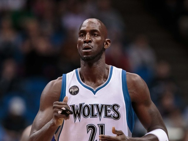 Kevin Garnett says only Russell Westbrook plays with same anger he did
