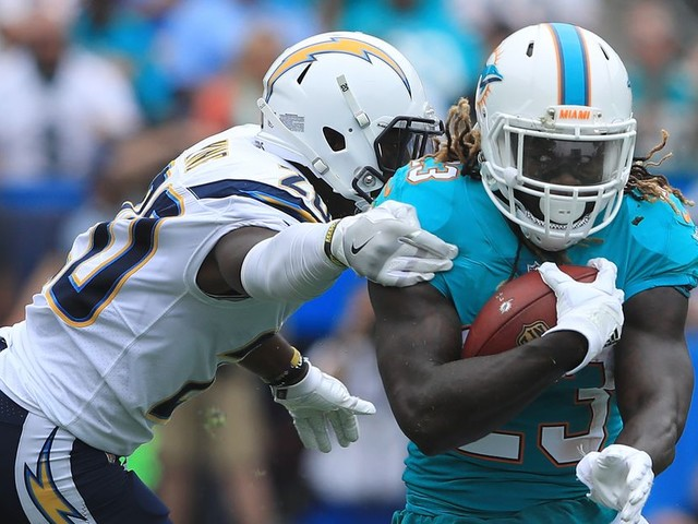 Fantasy football rankings, 2017: Running backs for PPR leagues, Week 3