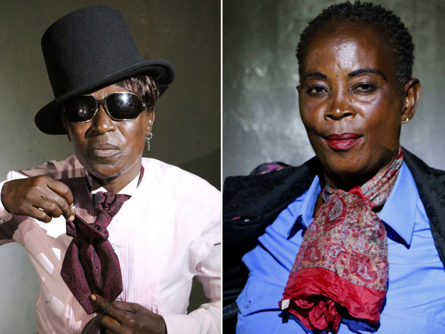 Meet the fearless female drag kings of conservative Africa