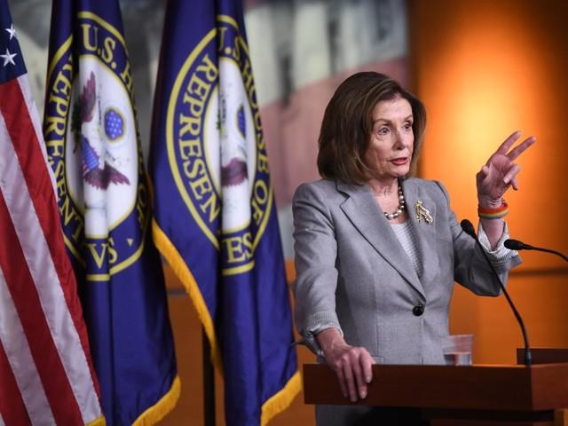 Nancy Pelosi earns a top spot on annual World's Most Powerful Women list