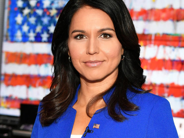 Tulsi Gabbard shreds Hillary Clinton again, says she's not running as a third party candidate
