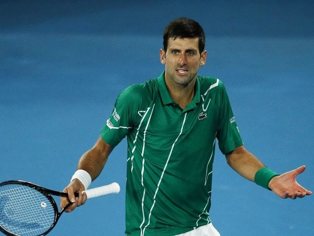 'Shut the f*ck up!' Djokovic fumes at Australian Open crowd during tense clash with Thiem (VIDEO)