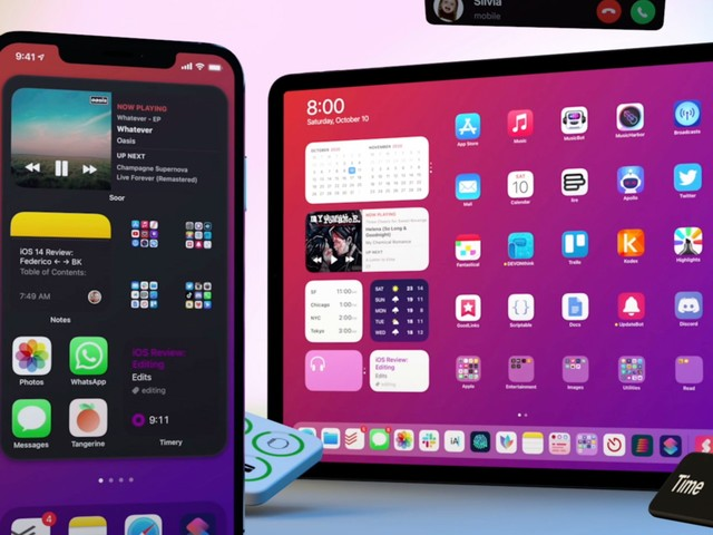 Federico Viticci's comprehensive iOS and iPadOS 14 review now available