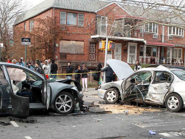 Driver cuffed 10 months after fatal Flatlands crash