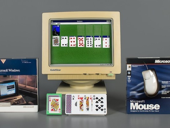 Microsoft Solitaire Gets Inducted In The World Video Game Hall Of Fame