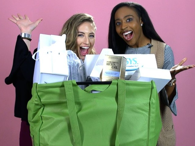 WATCH: Look inside the glamorous unofficial gift bags for top nominees