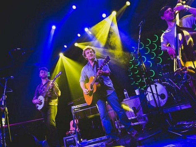 Yonder Mountain String Band's Allie Kral & Jacob Jolliff Join Railroad Earth At Hillberry