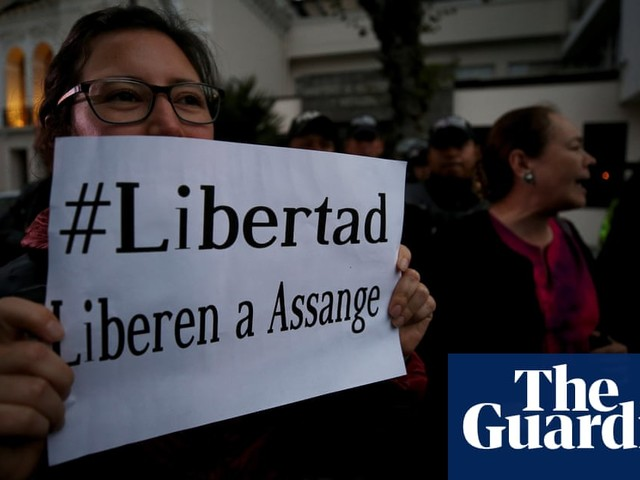 Swedish man jailed in Ecuador over alleged WikiLeaks involvement