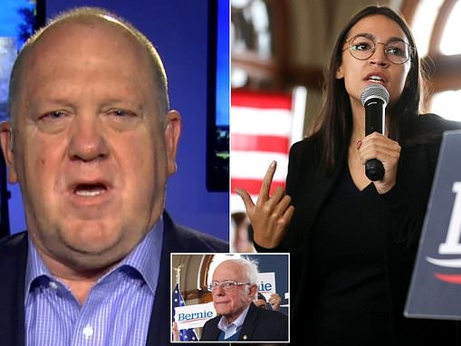 AOC is 'idiotic,' 'disgusting' says former ICE director after she calls for breaking up the agency