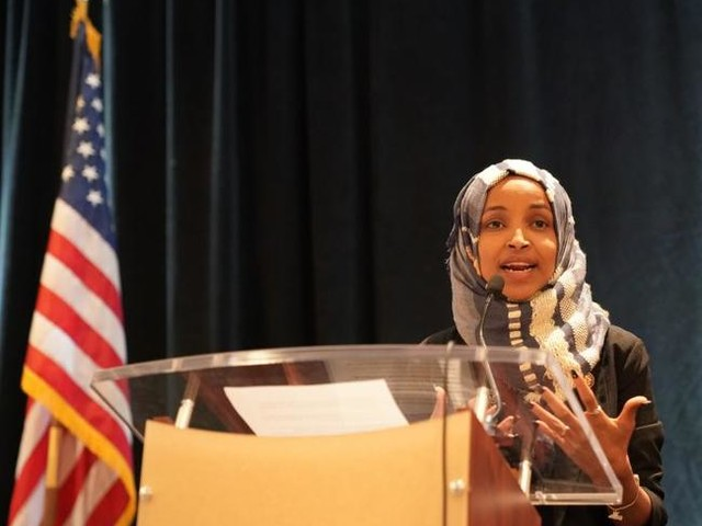 "After Blasting ""The Benjamins"" In Politics, Rep. Omar Received Tens Of Thousands Of Dollars From PACs/Lobbyists"