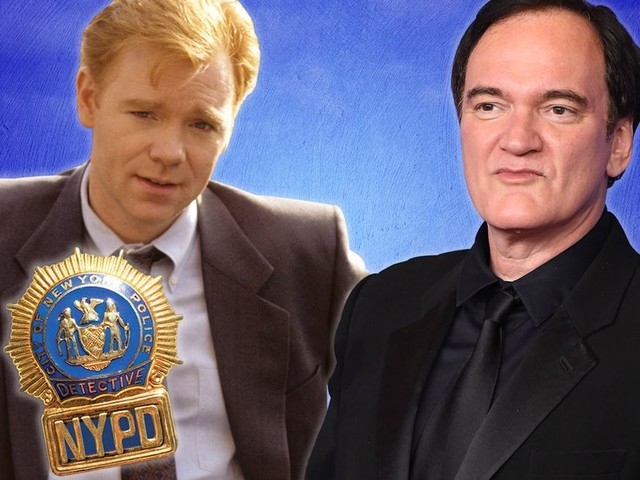 'The Rewatchables': Quentin Tarantino Explains Why David Caruso Never Should Have Left 'NYPD Blue'