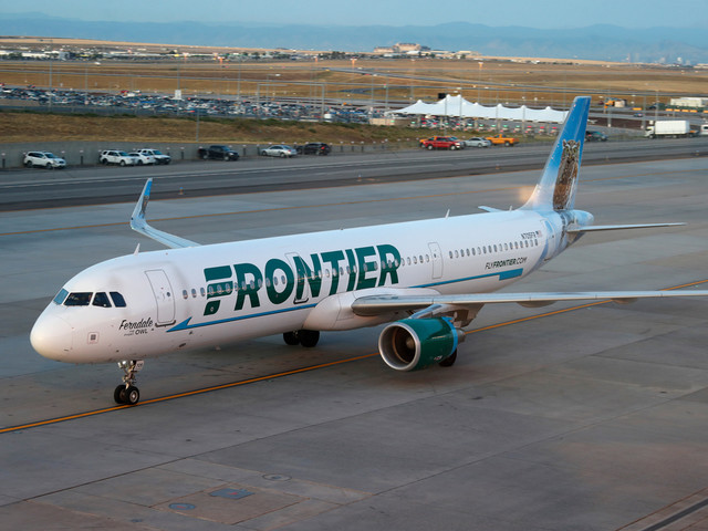 Frontier Airlines fare sale has flights for $20, and we promise that's not a typo