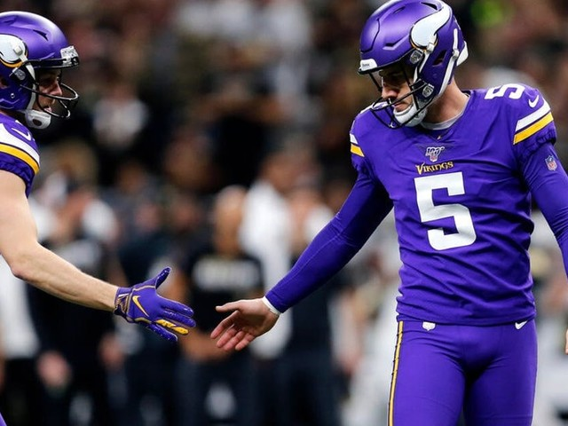Grading the Vikings: Dan Bailey, Britton Colquitt bring stability to uneven special teams