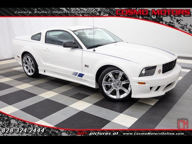 2008 Ford Mustang--Saleen S281