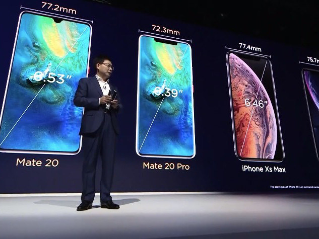 Huawei just trolled Apple and Samsung over that phone-throttling issue