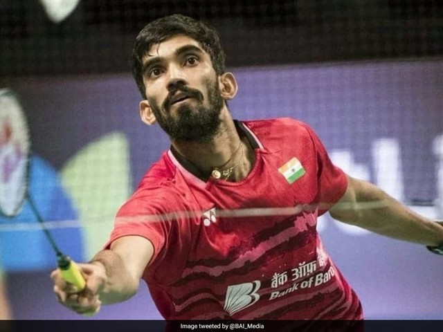 Malaysia Masters: Kidambi Srikanth Knocked Out In First Round