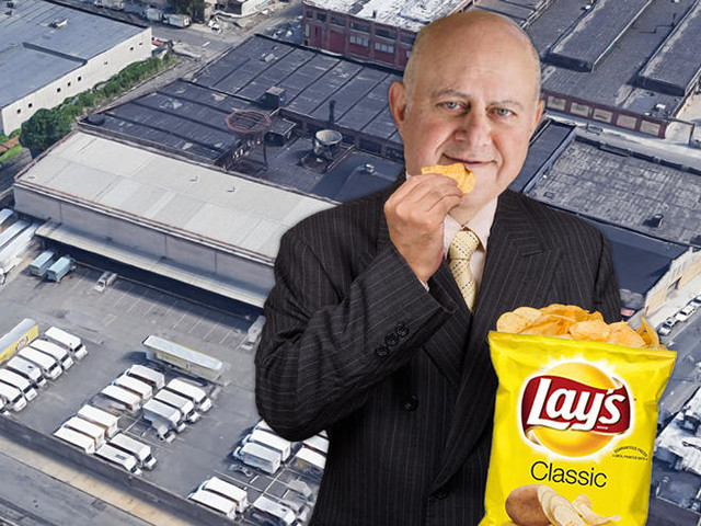 Frito Lay cashes in chips, sells Queens warehouse to Prologis