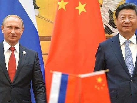 NATO Names China As New Enemy, Alongside Russia