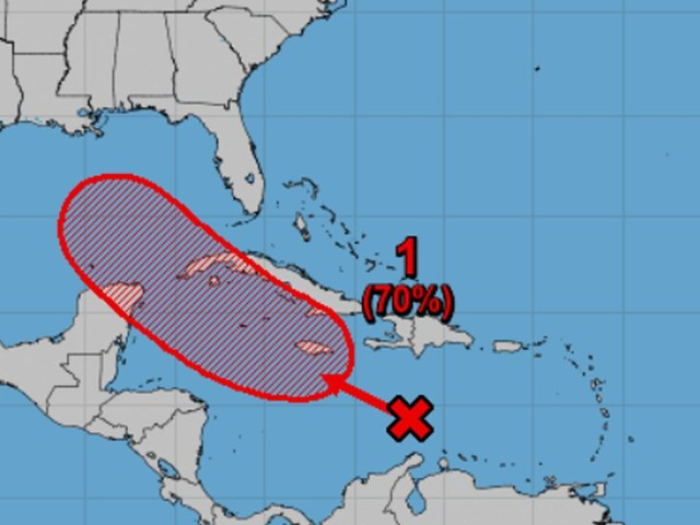 Hurricane center 'closely monitoring' tropical wave in Caribbean, could develop into 'Delta'